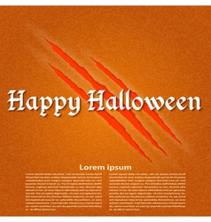 Wallpapers for the holiday Halloween vector
