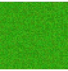 Green Digital Abstract Seamless Pattern Texture vector image