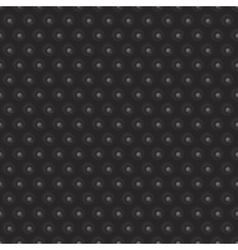 Abstract 3d black geometric background vector