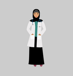 Oncologist medical specialist vector