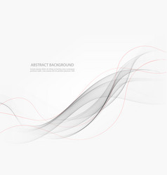 Abstract modern transparent gray certificate vector