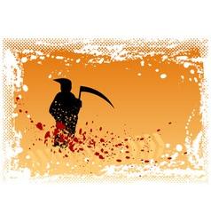 Black reaper vector