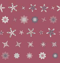 cherry meadow florals vector image
