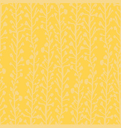 yellow nature texture background seamless vector image