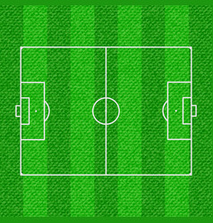 Football pitch wallpaper vector