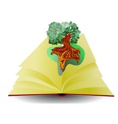 environmental education vector image