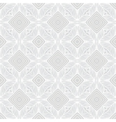 hand drawn linear medieval pattern vector image