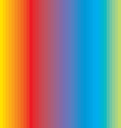 Rainbow background pattern vector