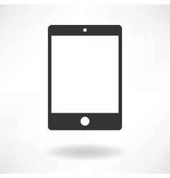 Tablet Simple Icon vector image