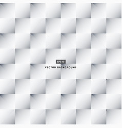 abstract background black and white square pattern vector image