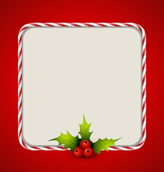 stylish christmas background vector image