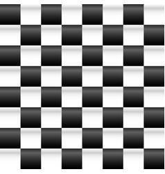illuminated checkered background vector image