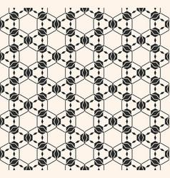 lace subtle seamless pattern geometric grid vector image
