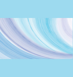 abstract purple-blue wave background creative vector image