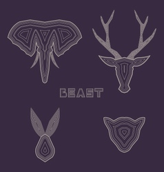Beast vector