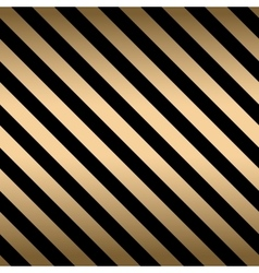 Classic diagonal lines pattern on black vector