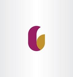 Letter l logo icon symbol element design clip art vector
