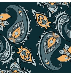 Ornament background vector image