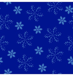 Snow dark pattern vector