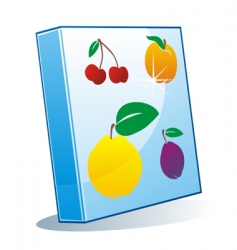 binder vector image