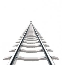 Railway vector