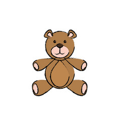 Toy for childrens vector
