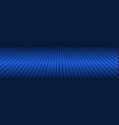 abstract blue diagonal striped header vector image