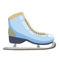 Skates icon cartoon style vector image