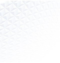 white pyramid 3d pattern perspective with gray vector image