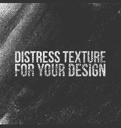 distress texture for your design vector image vector image