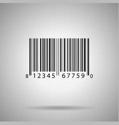 barcode bar code vector image