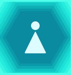 Flat icon vector