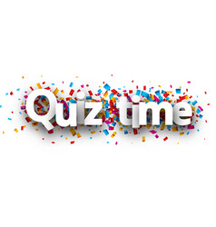 Quiz Time Background Vector Images (89)