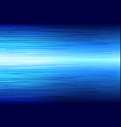 blue high speed line abstract background vector image