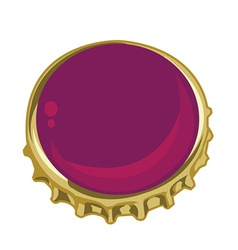 Bottlecap vector