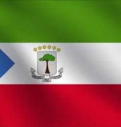 Equatorial Guinea flag vector