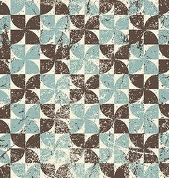 Geometric tiles seamless pattern vector