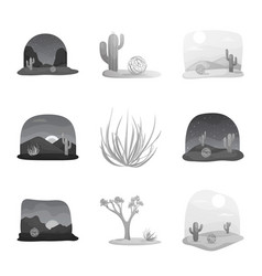countryside and pasture vector image