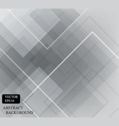 dark gray square pattern wallpaper design vector image