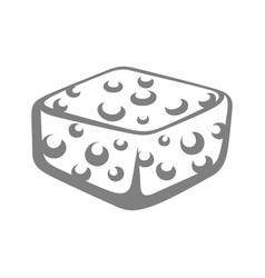 Foam sponge vector