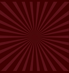 sunburst starburst with ray of light bordo color vector image
