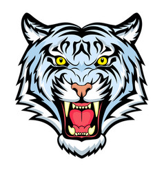 bengal tiger vector image