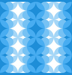 Abstract seamless pattern natural-inspired design vector