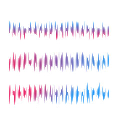 Black music sound waves audio technology musical vector