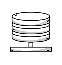 Line database technology to conection server vector