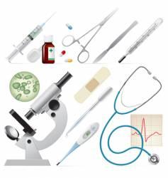Set medicine vector