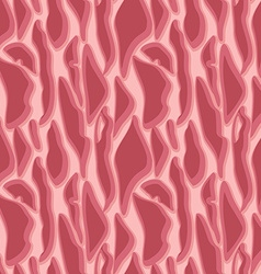 Texture of raw fresh beef background Seamless vector image