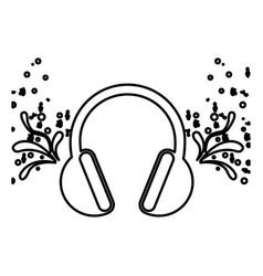 headphone icon stock image vector image vector image