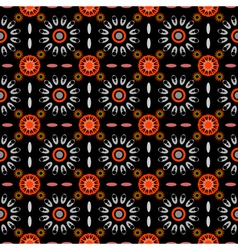 Design seamless colorful decorative pattern vector image