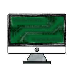 Drawing screen computer device technology vector